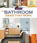 New Bathroom Ideas That Work by Scott Gibson (Paperback, 2012)