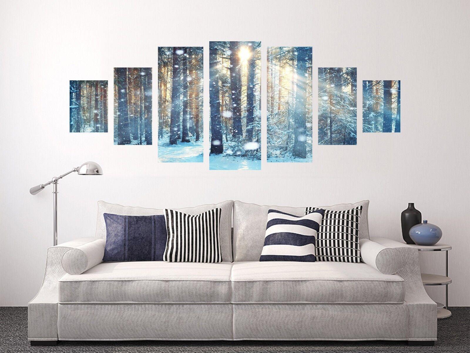 3D la luz luz luz del sol nieve 76 sin enmarcar Impresión Papel de Pared Calcomanía Decoración De Pared Interior AJ Jenny bc1f23