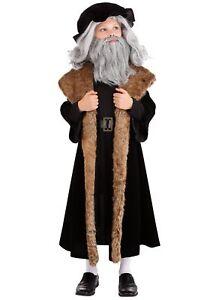 Kid S Leonardo Da Vinci Costume Ebay