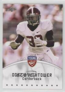 Details about 2012 Leaf Young Stars Dont'a Hightower #31 Rookie
