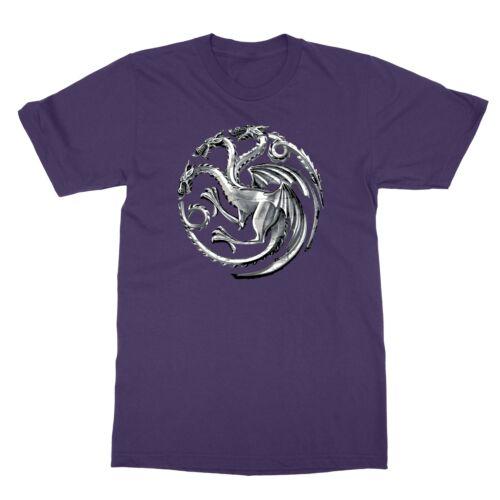 Game of Thrones Targaryen GOT Men/'s T-shirt