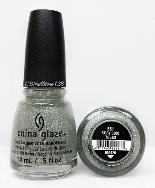 China Glaze - 100 BEST SELLING COLORS 0.5oz - Series 1 - Pick Your Color