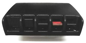 Austin-Metro-1982-85-adu3707-Sicherungs-Schalter-Panel-Hazard-etc-NEU