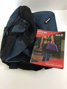 Evo Duffle Bag Large Yoga Mat Bags And Carriers For Women And Men Gym Bag Ebay