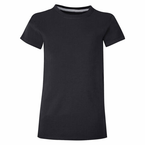 2 Hanes Girls/' Basic Tee Shirts K010