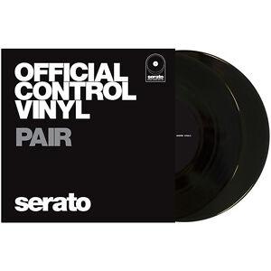 "Serato 7"" Timecode Control Vinyl Seven Inch Black - Portablist Portablism"