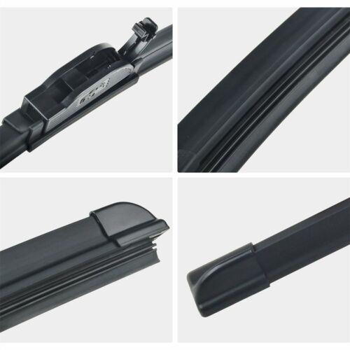 "ABLEWIPE 26/""+16/"" Windshield Wiper Blades Fit For HONDA CR-V 2007-2016 J U Hook"