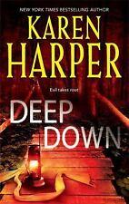 Lot of 3 Karen Harper Deep Down Shaker Run Baby Farm