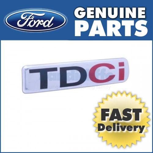 1364010//1375710 1998-2002 GENUINE FORD FIESTA TDCI badge