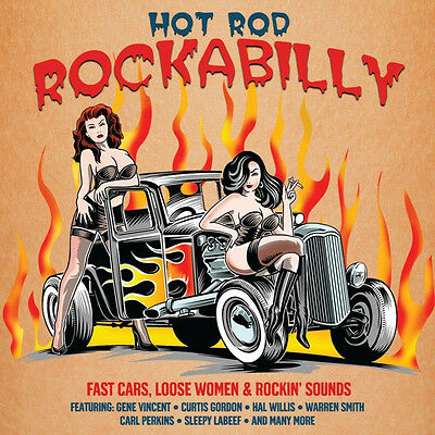 Hot Rod Rockabilly VARIOUS ARTISTS 40 Songs BEST Music Collection NEW 2 CD