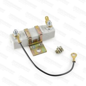 Ballast Resistor for use with a 1.6 Ohms Ballast coil for points or Powerspark