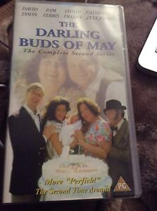VHS-VIDEO-THE-DARLING-BUDS-OF-MAY-THE-COMPLETE-2nd-SERIES-BOX-SET-034-PERFICK-034
