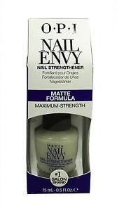 OPI Nail Envy Matte, 0.5 oz | eBay
