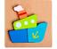 miniature 5 - Mignon Coloré en Bois Puzzle Baby Kids Toddler Jigsaw Animal À faire soi-même Learning Toy UK