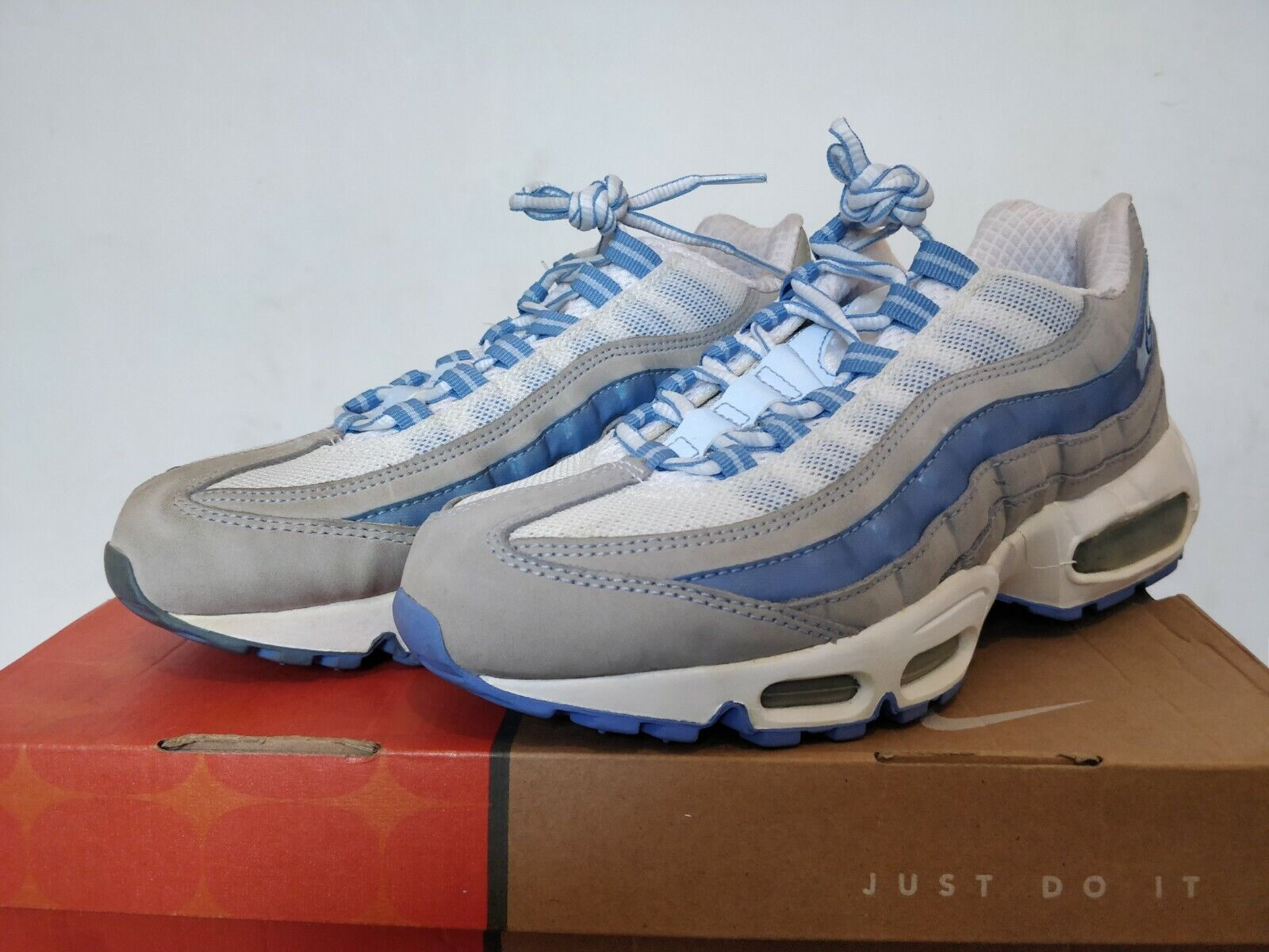 Nike Air Max 95 Marine HOA 2005 DS QS RARE WMNS STASH 90 98 97 1 VINTAGE X UK5.5
