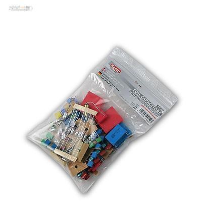 Kemo S052 Film Capacitors approx. 100 pcs Condensor, Film Capacitor Assorted