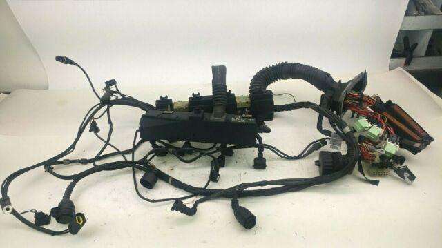 97 BMW 740il E38 Complete Engine Wiring Harness Assembly 1742086 OEM for  sale online | eBayeBay