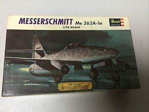 Revell-H-624-Messerschmitt-Me-262A-1a-1-72-1971-Release