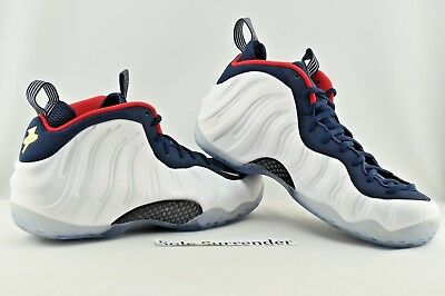 red white and blue foamposites 2020