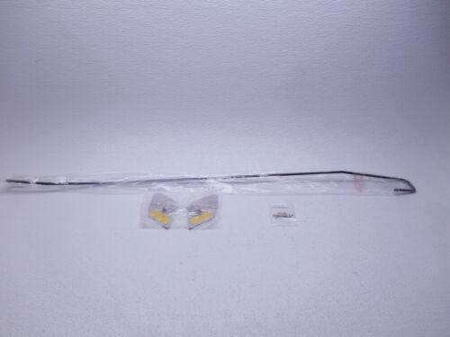 New OEM Honda Accord Sedan Rear Spoiler Flush Mount Pearl White 2008-2012