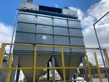Nederman Fmc200 8a Industrial 32 Cartridge Dust Collector With 2 15 Hp Motors