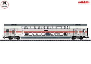 Marklin-43484-ic2-doble-piso-coche-2-KL-incl-LED-innenbel-nuevo-en-OVP