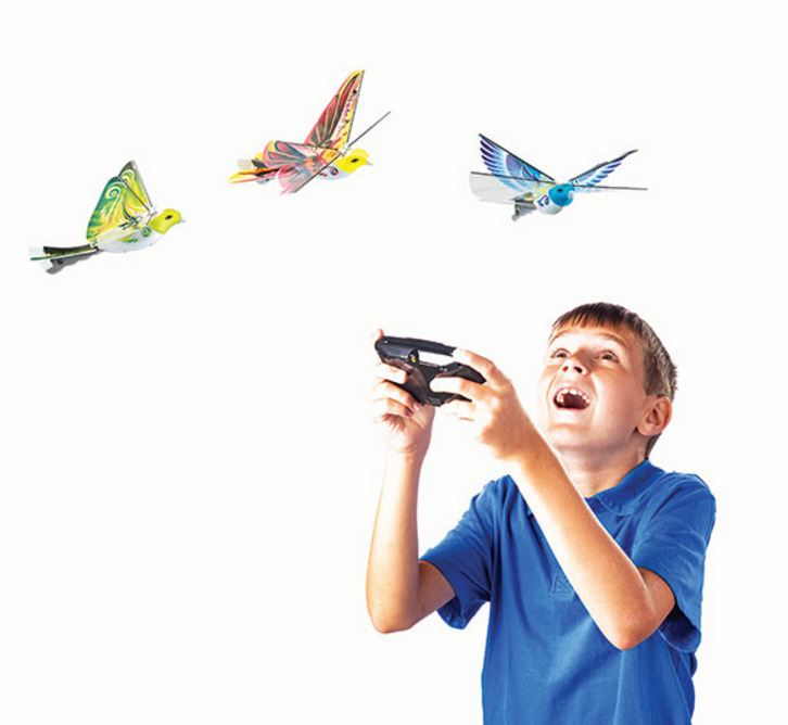 remote control flying bird pigeon butterfly e-bird toy hobbies rc bird Helicopter children kid gift