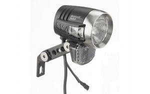 scheinwerfer dynamo beleuchtung fahrrad axa blueline 50 mit schalter ebay. Black Bedroom Furniture Sets. Home Design Ideas