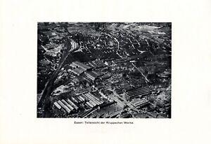 Kruppsche-Werke-Essen-XL-Fotoabbildung-1925-Krupp