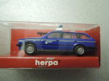 Herpa 043205 BMW Touring THW Technisches Hilfswerk Wiesbaden Sammlung OVP (2016)