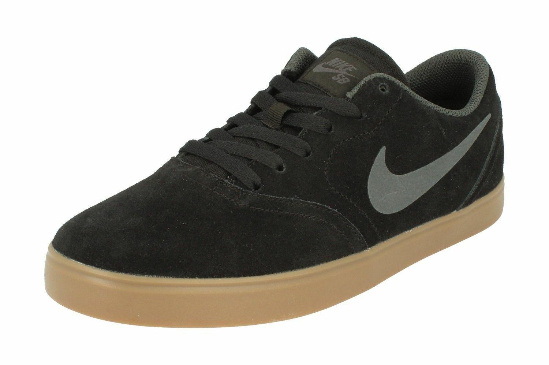 Nike SB Check 705265 003 sautope da ginnastica Uomo Sautope classeiche da uomo