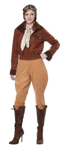 Adult Amelia Earhart Aviator Pilot Costume