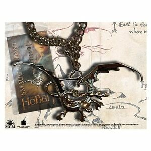 The-Hobbit-Smaug-The-Dragon-Costume-Jewellery-Pendant