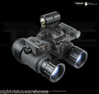 L3 Sentinel Bnvs Binocular Anvis Goggle Night Vision System L-3 Omni Viii Black on sale