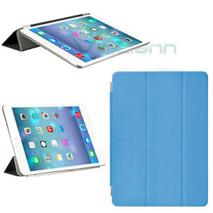 Custodia-smart-cover-compatibile-per-iPad-Air-poliuretano-stand-colori-vari