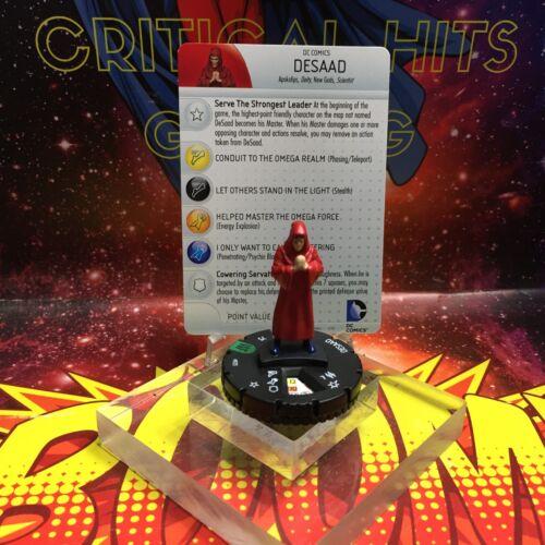 DC Heroclix DESAAD 023 World/'s Finest NM!