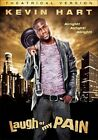 Kevin Hart Laugh at My Pain 0883476061870 DVD Region 1 P H