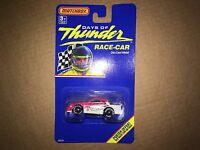 Two 2 Nascar Matchbox Days of Thunder #51 & #18 cars Original never opened
