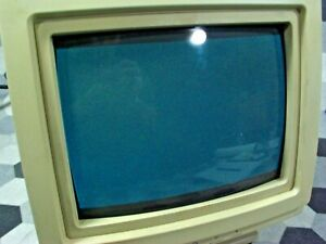 Vintage-1993-Lion-America-Corp-S1428I-14-034-VGA-CRT-multiscan-Computer-Monitor