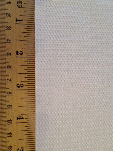 "Mosquito netting//net fabric mesh 66/""wide x 5 yards long SALE NOW white color"
