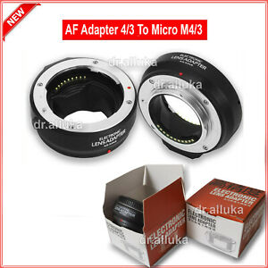 AF-Autofokus-Adapter-fuer-Four-Thirds-4-3-lens-to-Olympus-Panasonic-Micro-m4-3