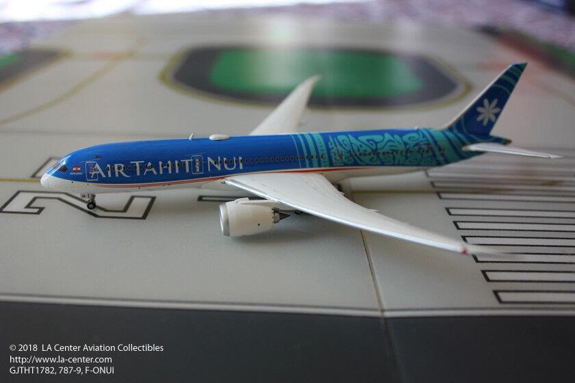 diseño simple y generoso Gemini Jets Air Air Air Tahiti Nui Boeing 787-9 en 1 400 Modelo Diecast Color Nuevo  forma única