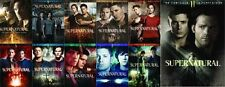 Supernatural Complete Collection 1-11 DVD Seasons 1,2,3,4,5,6,7,8,9,10,11)NEW