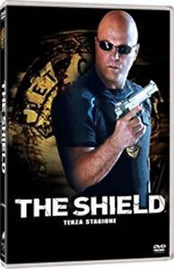 The-Shield-Serie-Tv-Stagione-3-Cofanetto-Con-4-Dvd-Nuovo-Sigillato
