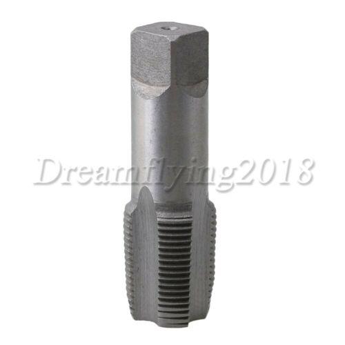 """HSS 3//4/"""" NPT Screw Pipe Thread Hand Tap Taper High Speed Steel Drill Tool"""