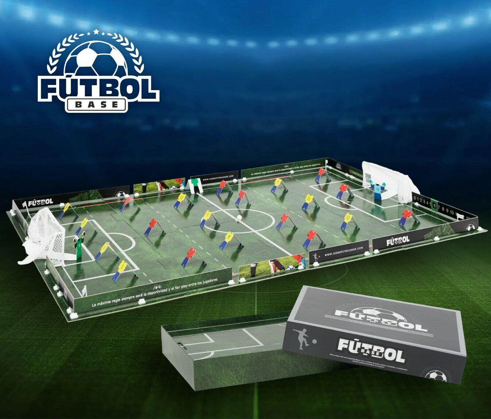 NEW  Football Board Game Soccer FUTBOL BASE Toys Spain