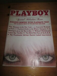 Vintage-Playboy-Magazine-Suzanne-Somer-039-s-February-1980