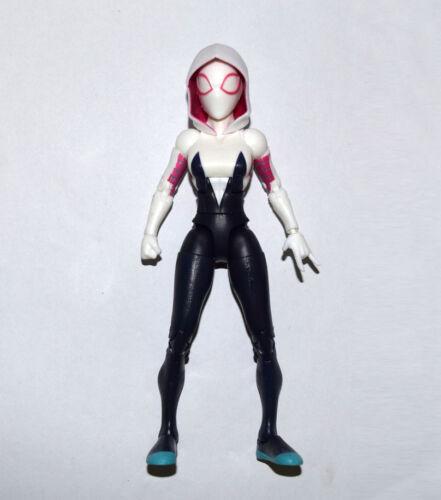 "Marvel Comic 7/"" Spiderman Spider-Man Spide-Gwen Loose Action Figure"