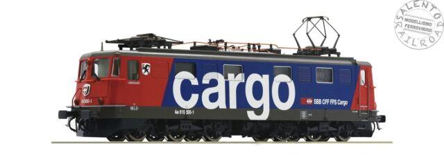 ROCO 52662 electric locomotive SBB AE 610 Cargo - 1:87