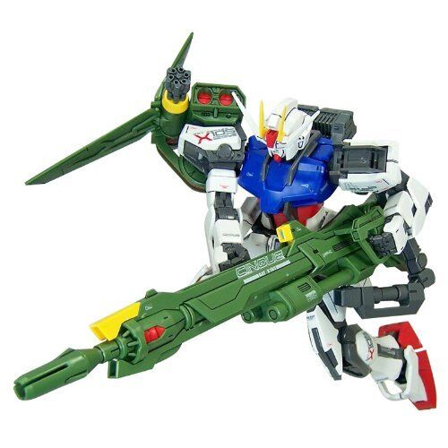 MG 1 100 GAT-X 105 Launcher   Sword Strike Gundam (Mobile Suit Gundam SEED) F S